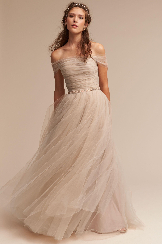 Ramona Gown | Where to Buy BHLDN Wedding Dresses