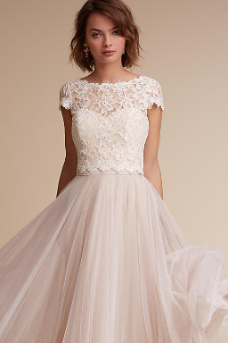 6a43e057f784 Wedding Dress Cover Ups & Wedding Boleros | BHLDN