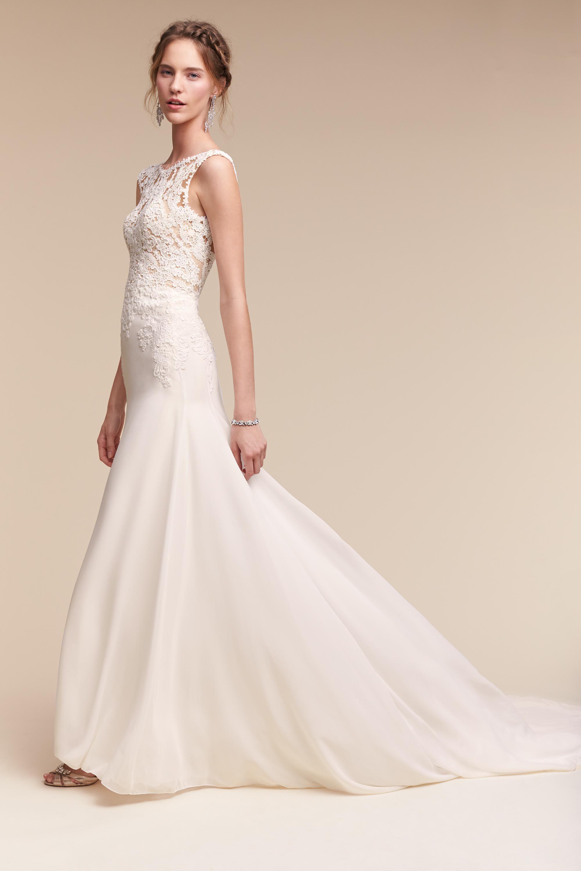 Melanie Gown | Where to Buy BHLDN Wedding Dresses