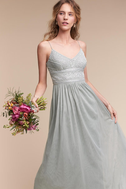 236bdb80 Adrianna Papell Morning Mist Aida Dress | BHLDN ...