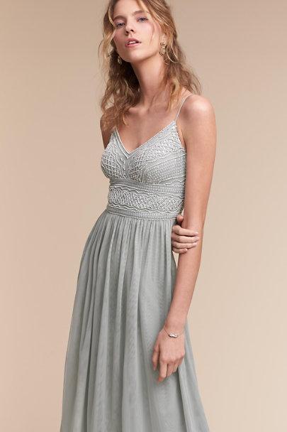 e0754c30 ... Adrianna Papell Morning Mist Aida Dress | BHLDN