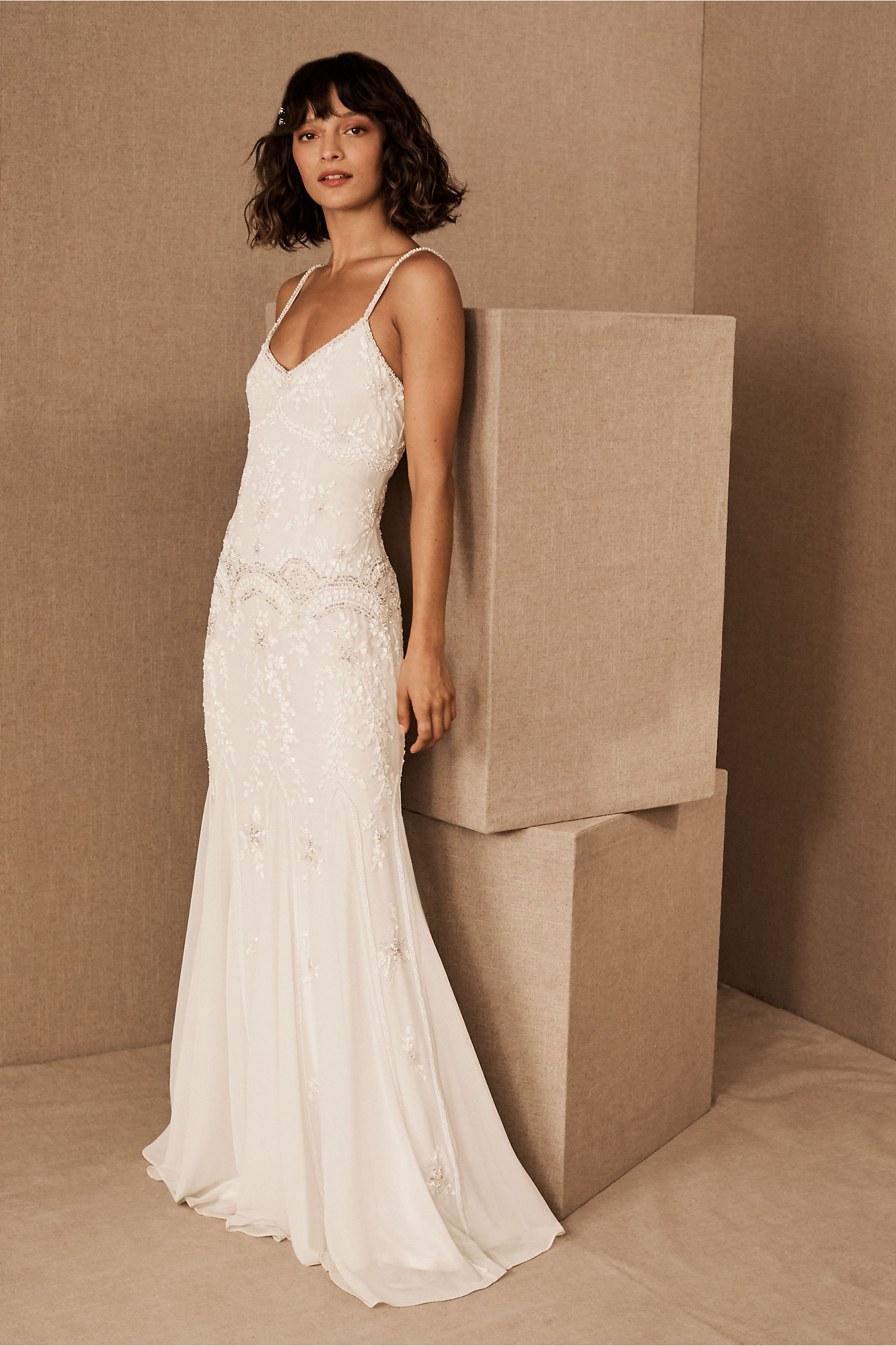 Wedding dresses gowns bhldn naomi gown naomi gown ombrellifo Image collections