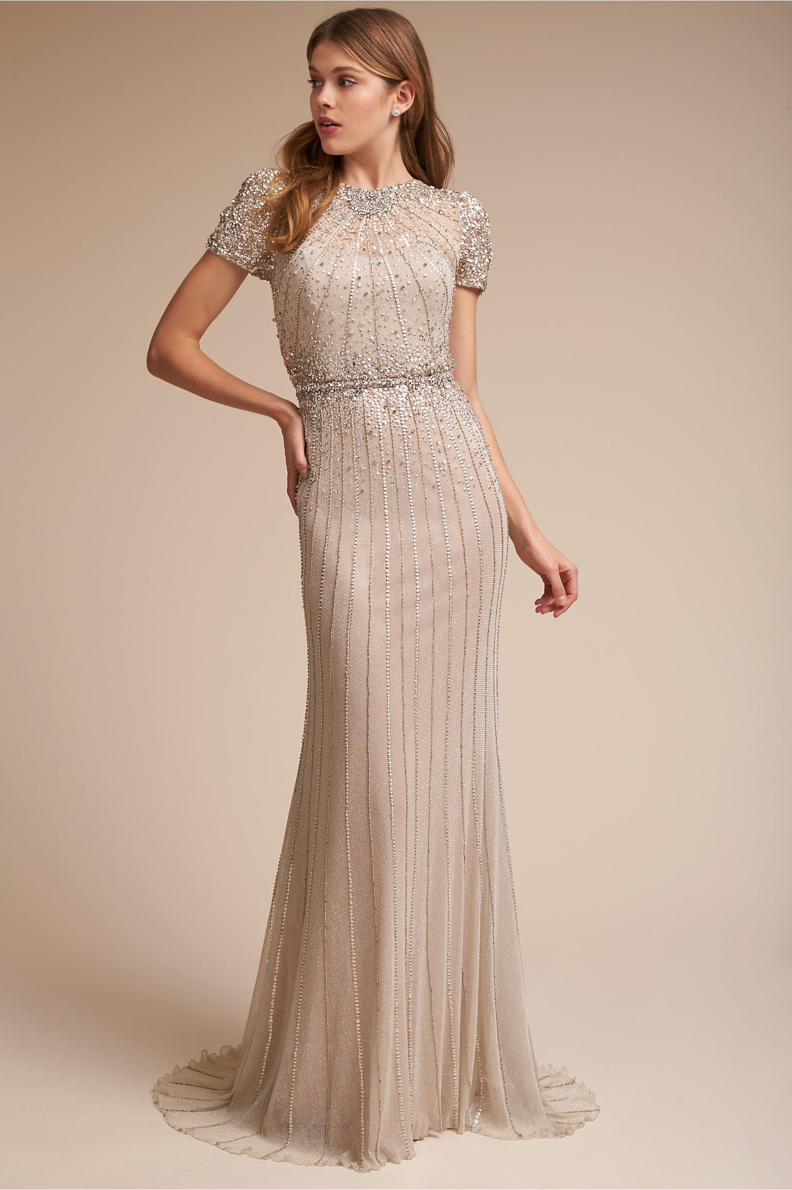 Barton Gown in Sale | BHLDN