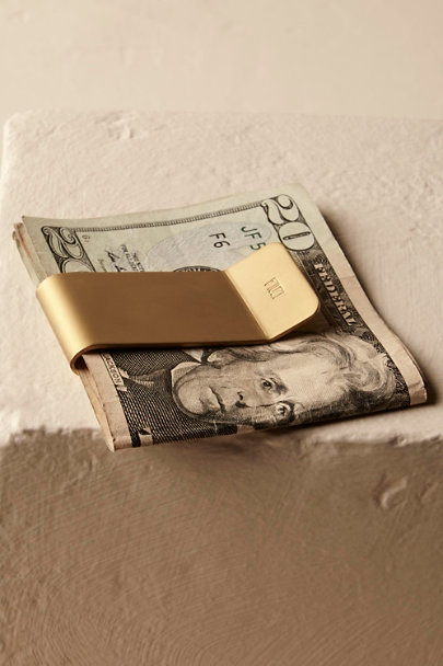Gold For You Money Clip | BHLDN