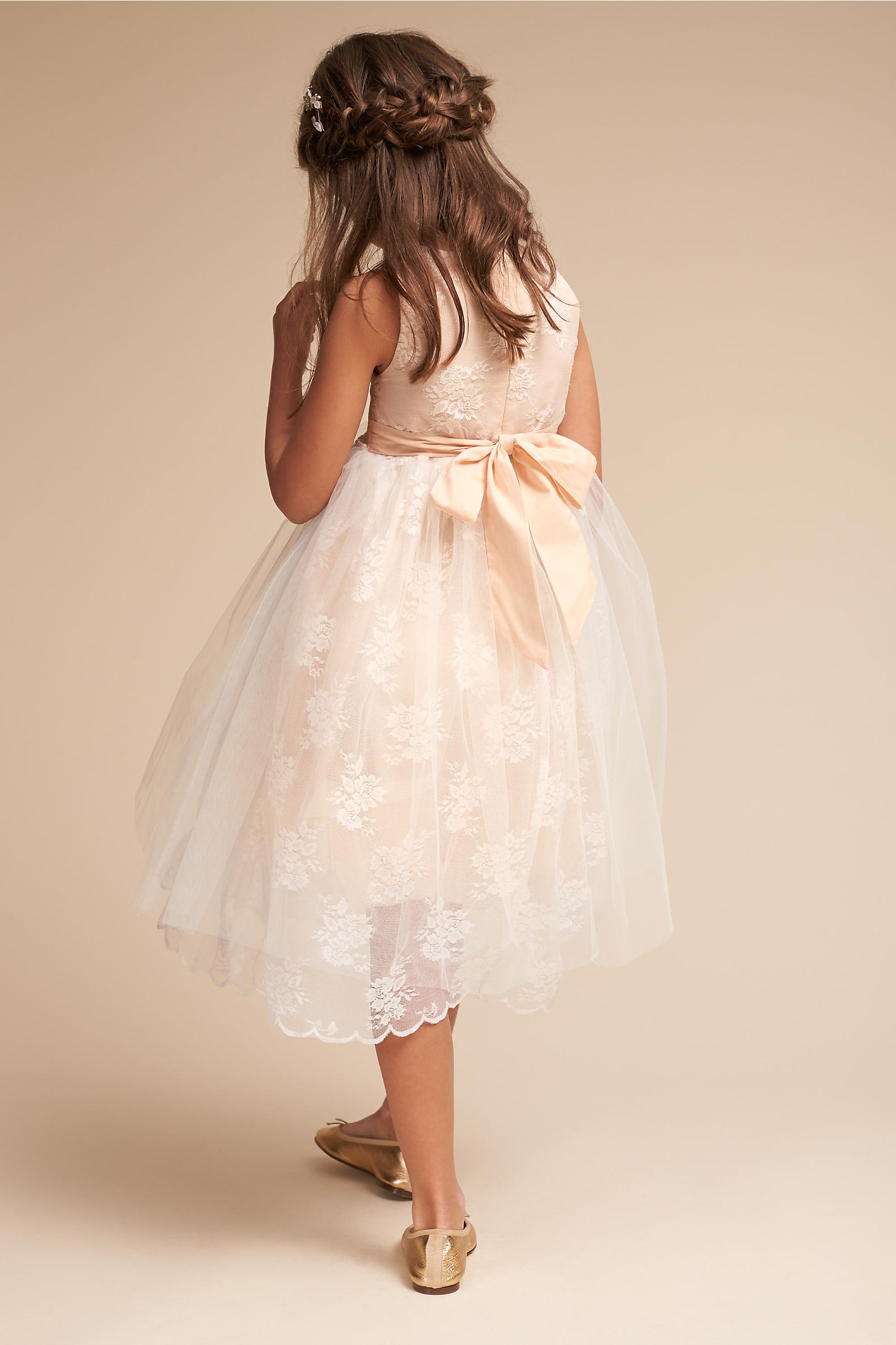 Alix Dress Ivory in Bridesmaids & Bridal Party | BHLDN