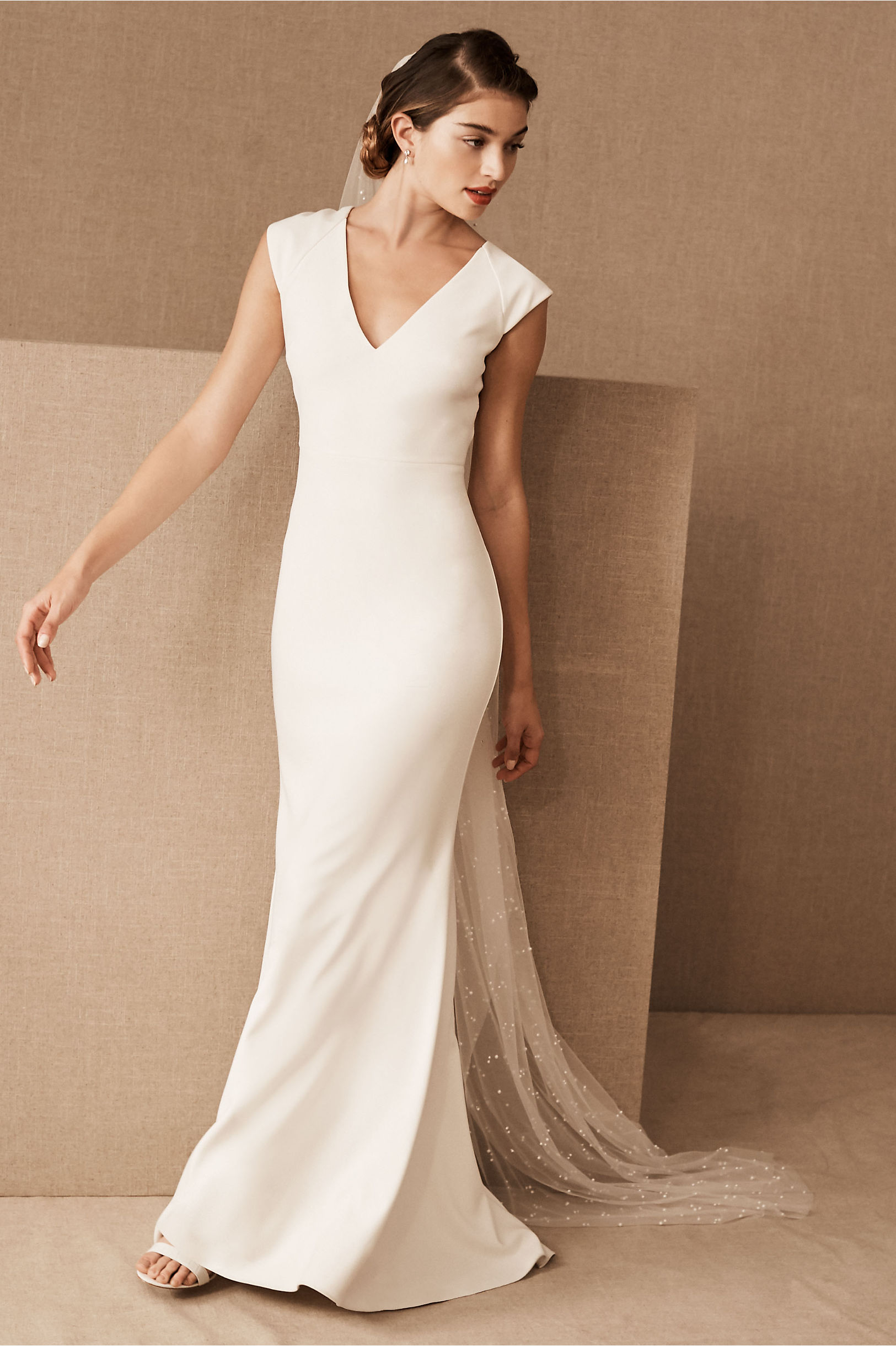 Sawyer Gown Ivory In Bride