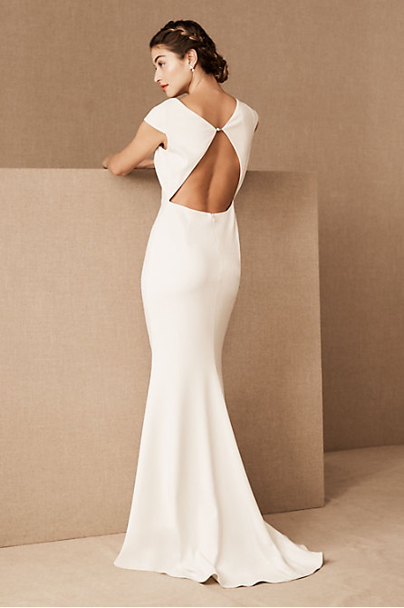 Badgley Mischka Sawyer Gown