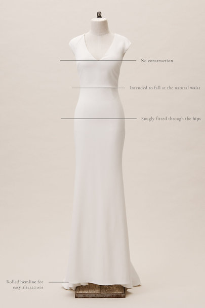 View larger image of Badgley Mischka Sawyer Gown