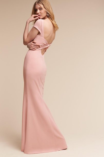Katie May Dusty Rose Madison Dress | BHLDN