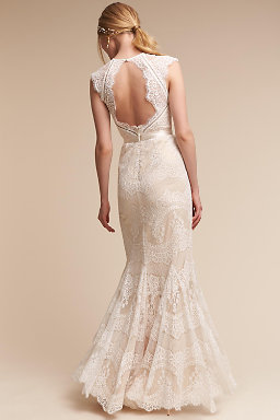 Backless wedding dresses low back wedding gowns bhldn suri gown suri gown junglespirit Images