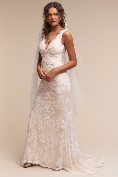 Eliana gown in sale bhldn for Wedding dresses for sale by owner