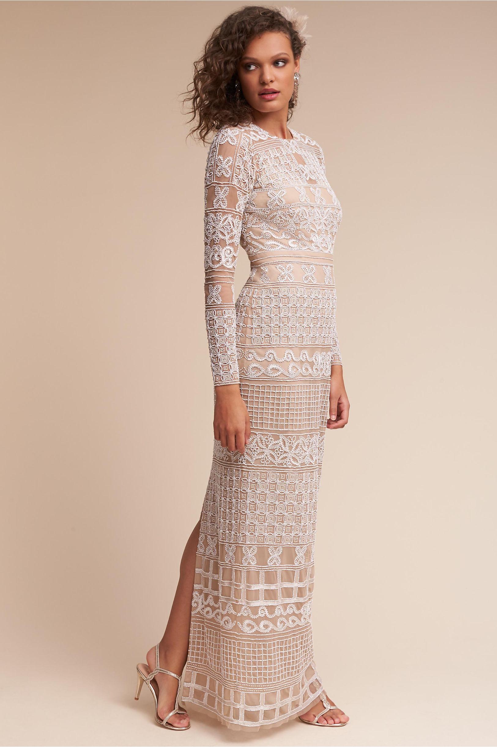 Nevena Dress in Sale   BHLDN