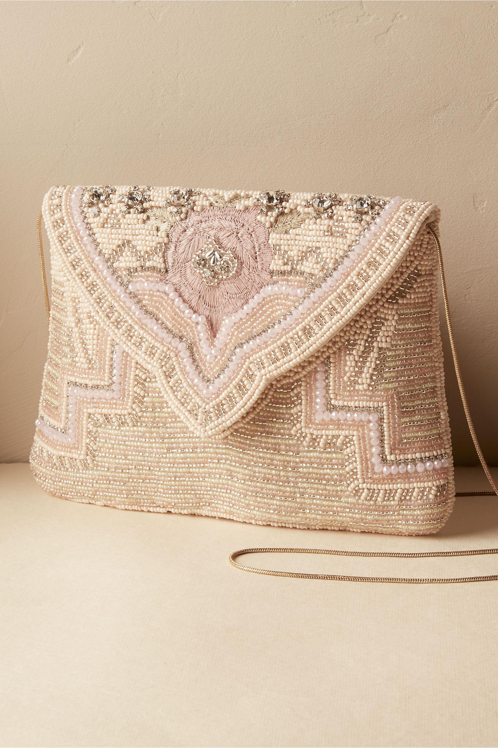 Vintage & Retro Handbags, Purses, Wallets, Bags Caroline Clutch $120.00 AT vintagedancer.com