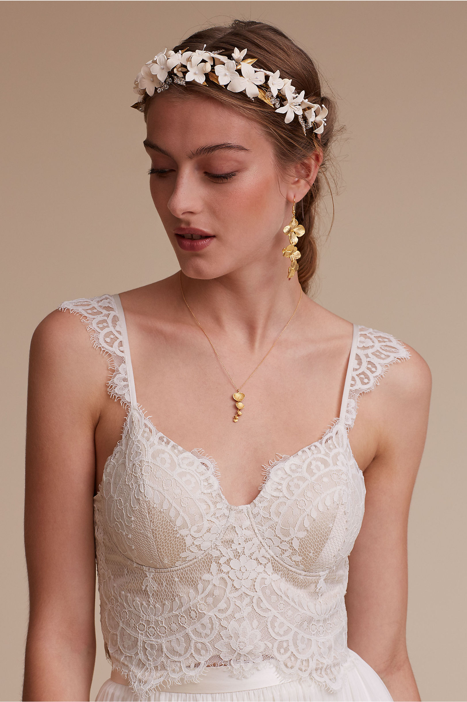 wed wedding the jasmine earrings modern to gold and smarter lee photography necklace jewelry dress ideas pin jewellery way delicate rose