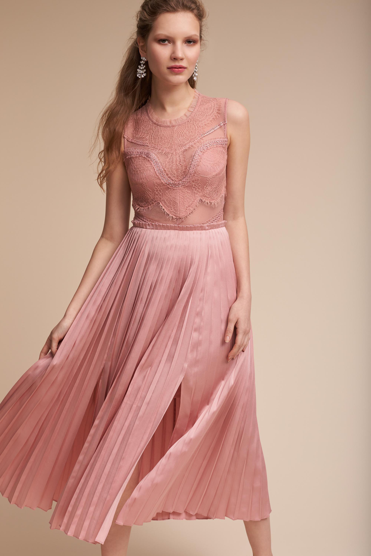 Pop of Peony Dress