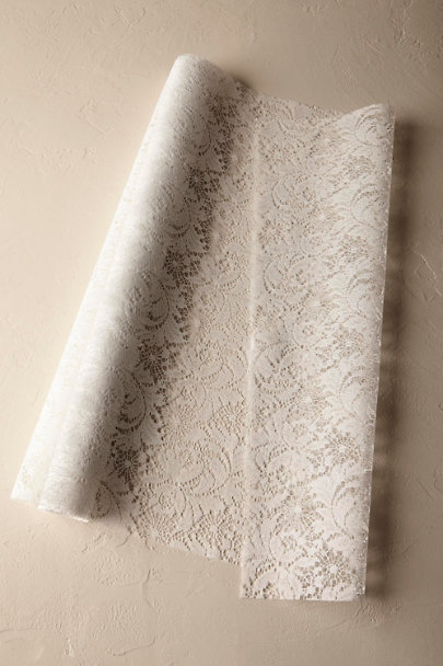 White Lace is Love Table Runner | BHLDN