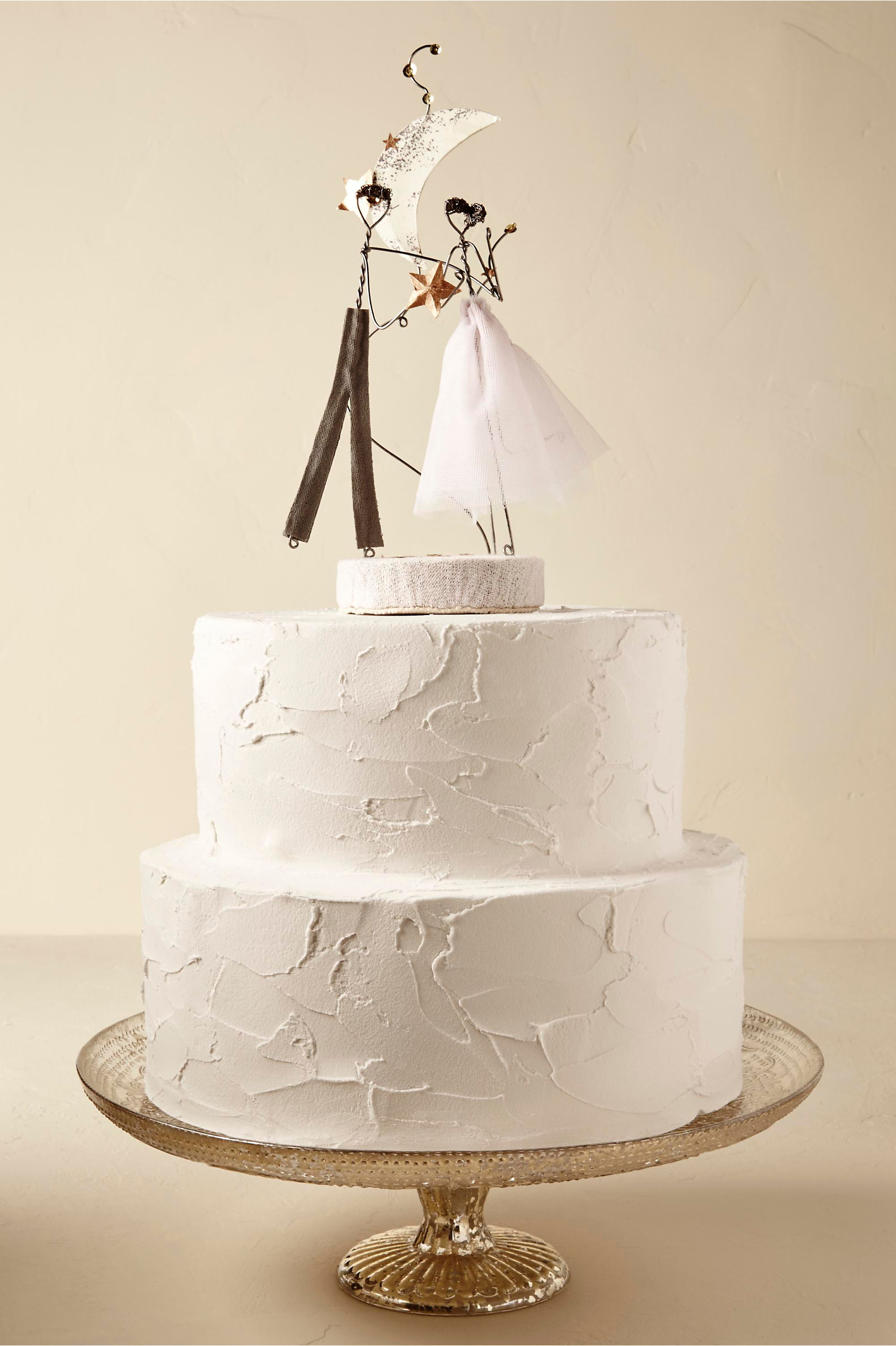 Over the Moon Cake Topper in Sale | BHLDN