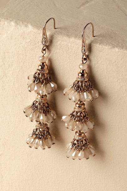 Theia Jewelry Gold Karina Earrings | BHLDN