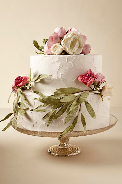 Rose Spring Blooms Cake Topper  | BHLDN