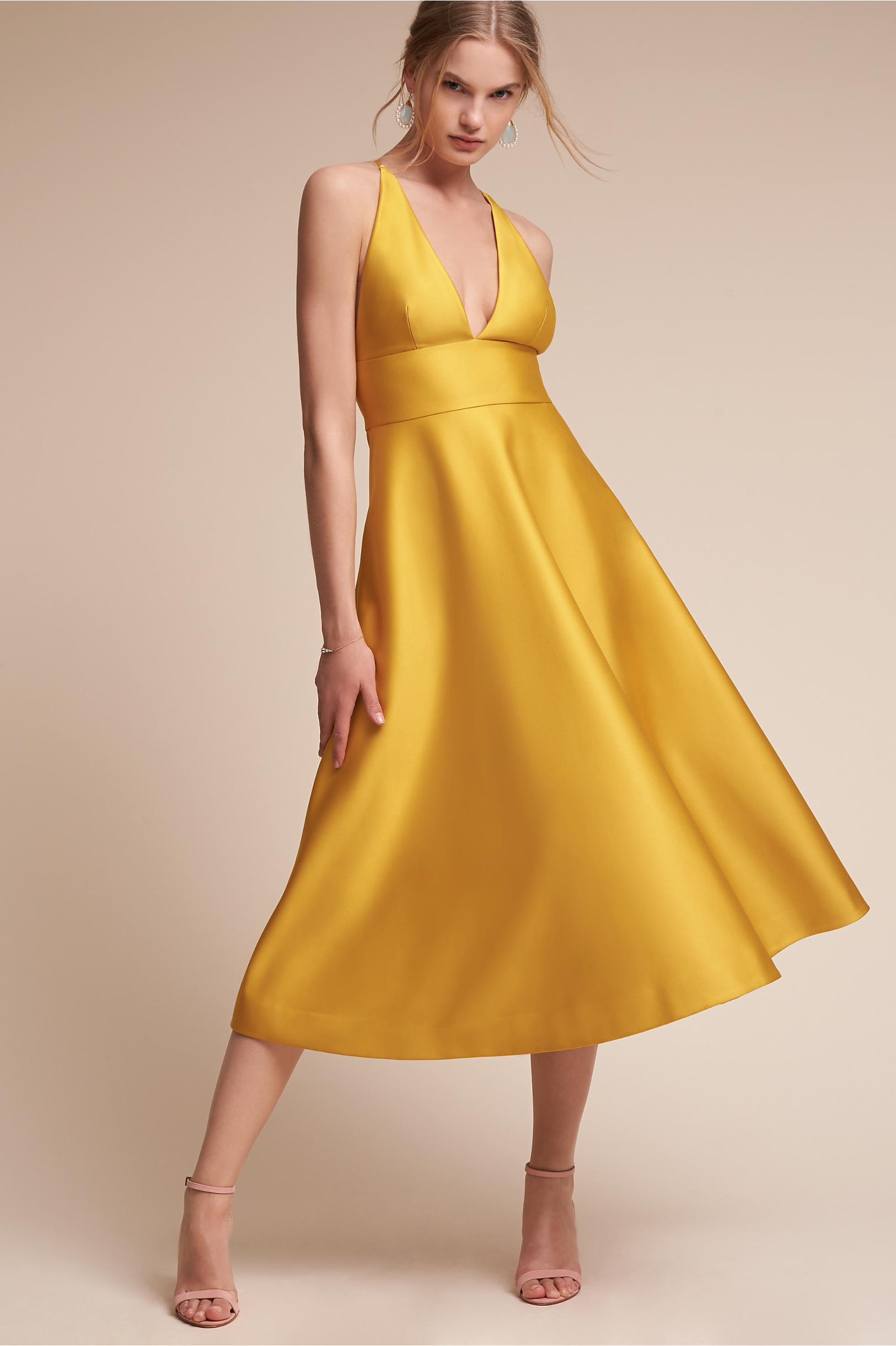 Shelby dress chartreuse in sale bhldn chartreuse shelby dress bhldn ombrellifo Gallery