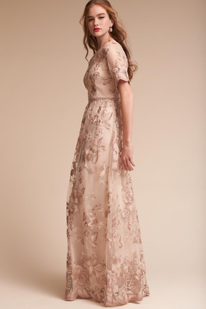 Adrianna Papell Rose Quartz Guilia Dress | BHLDN