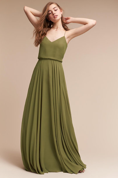 Jenny Yoo Olive Inesse Dress | BHLDN