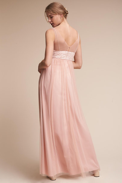 Hitherto Blush Brit Dress | BHLDN