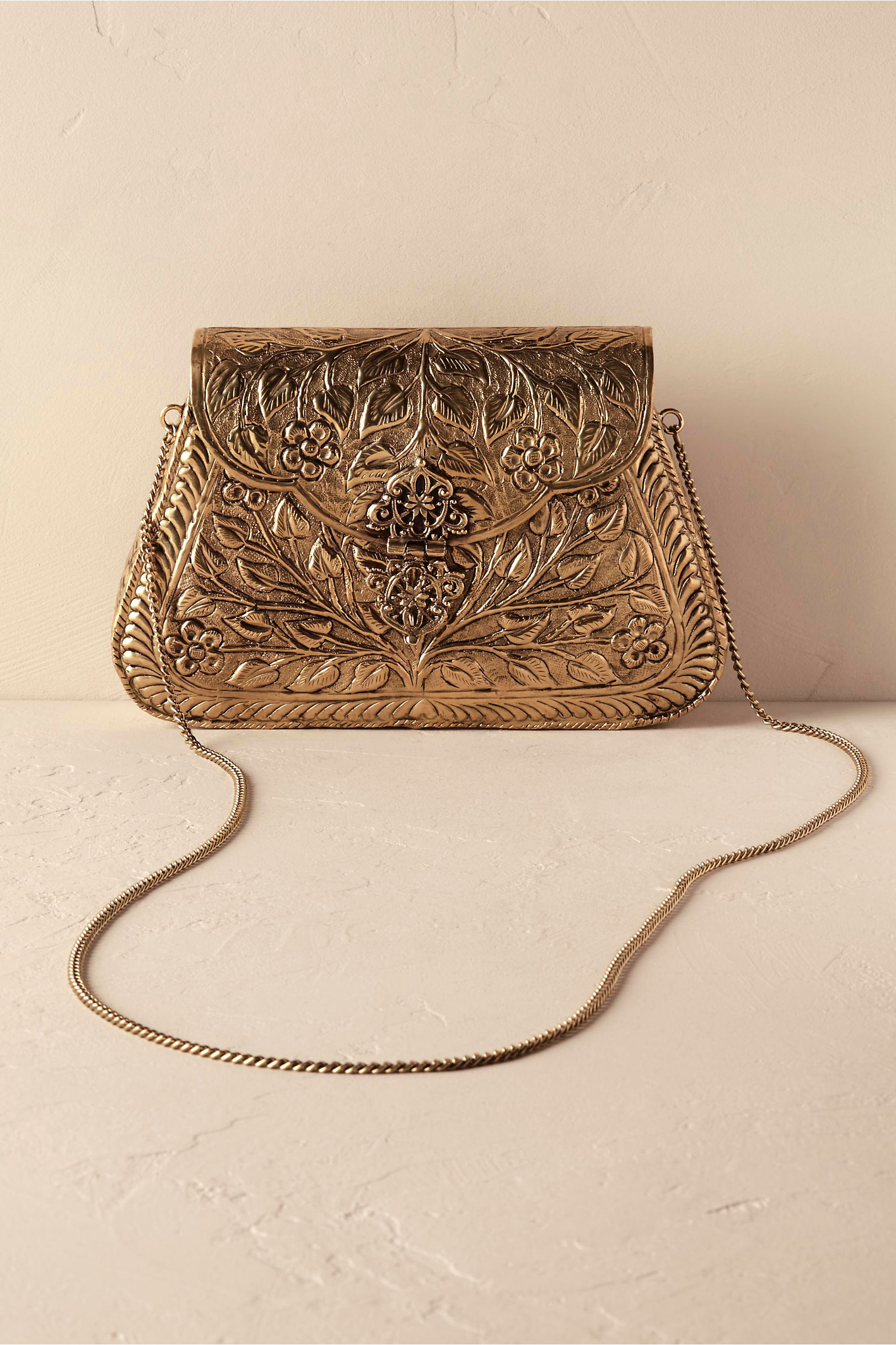 1930s Handbags and Purses Fashion Brienne Clutch $150.00 AT vintagedancer.com