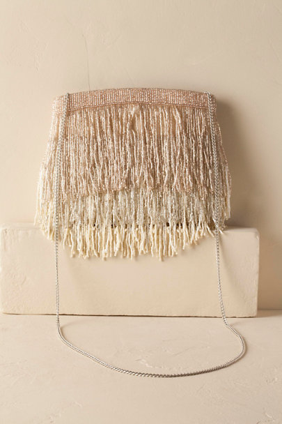View larger image of Roxy Fringe Clutch