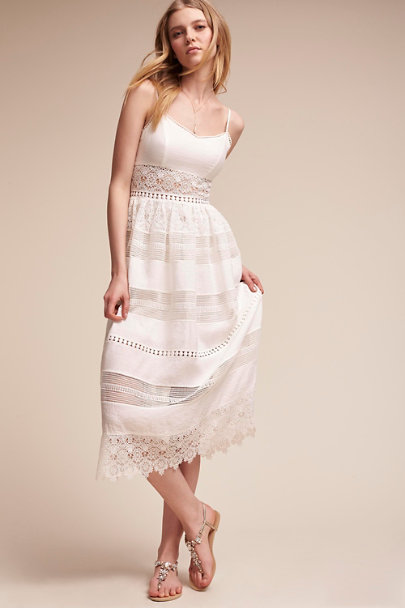 Ivory Marigny Dress | BHLDN