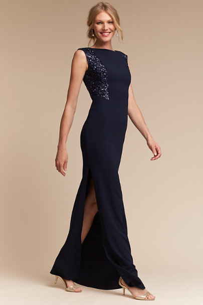 Aidan Mattox Twilight Metropolitan Dress | BHLDN