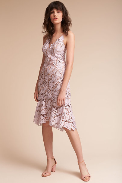 Lilac Marina Dress | BHLDN