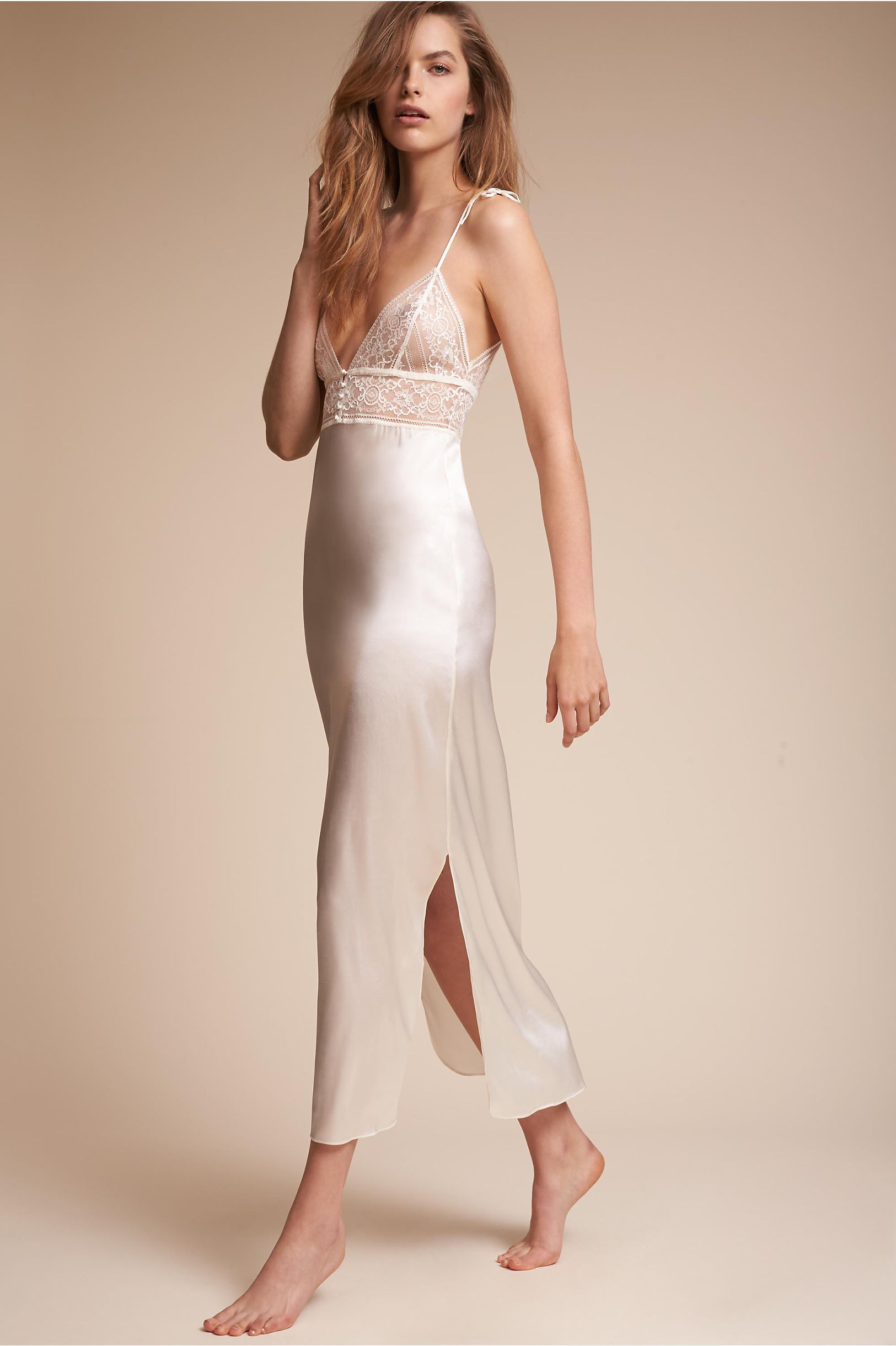 Aurlane Chemise in Sale | BHLDN