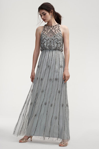 BHLDN Morning Mist Amada Dress | BHLDN