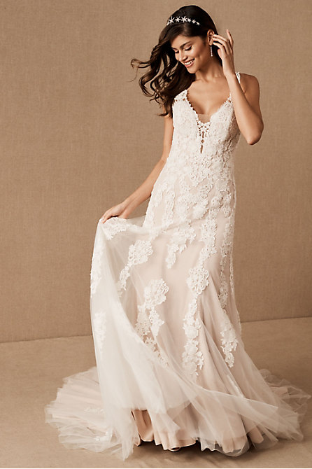 BHLDN Monarch Gown