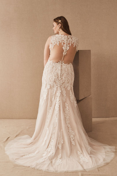 View larger image of BHLDN Monarch Gown