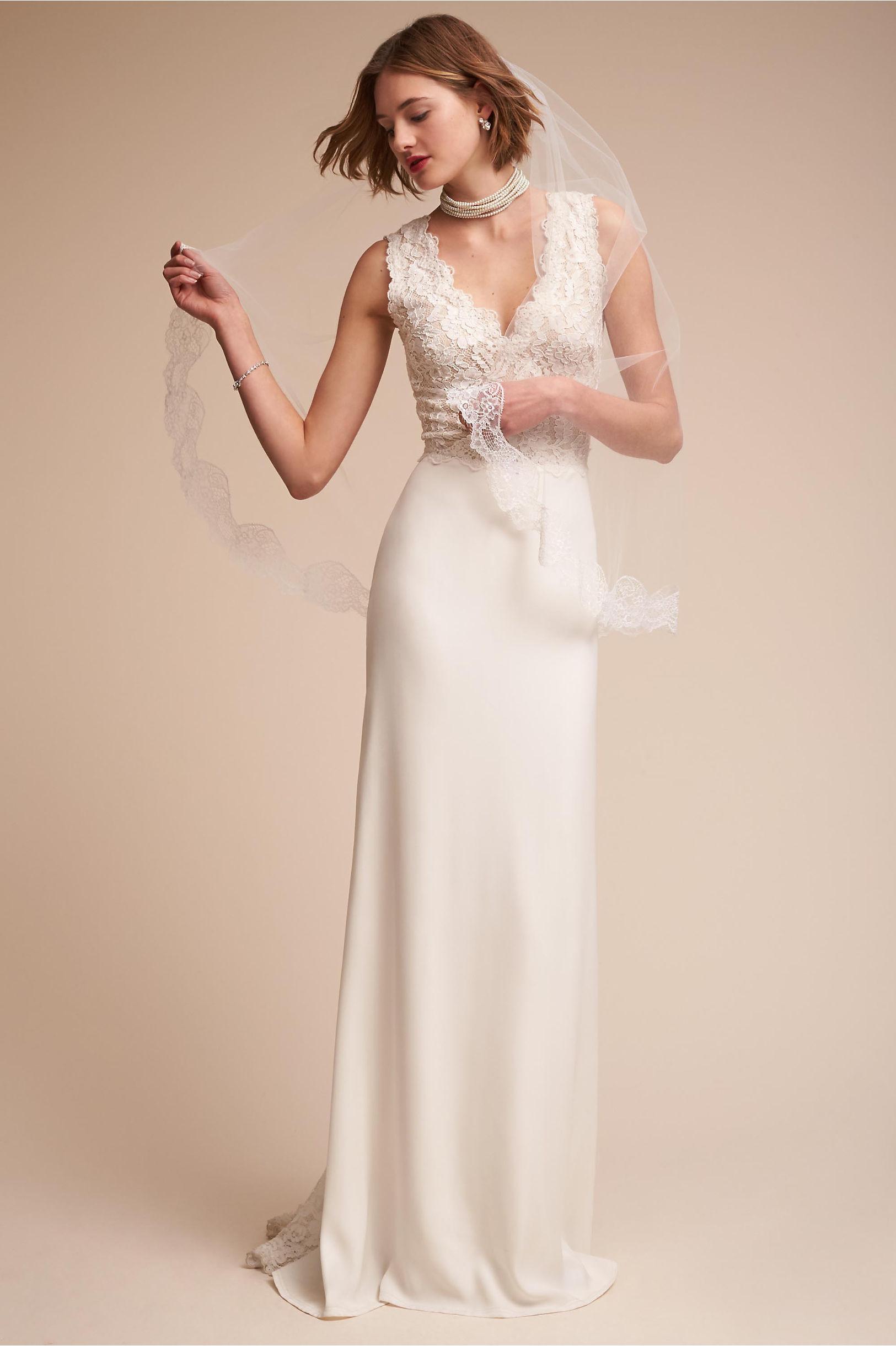 Ivory Andora Gown Bhldn
