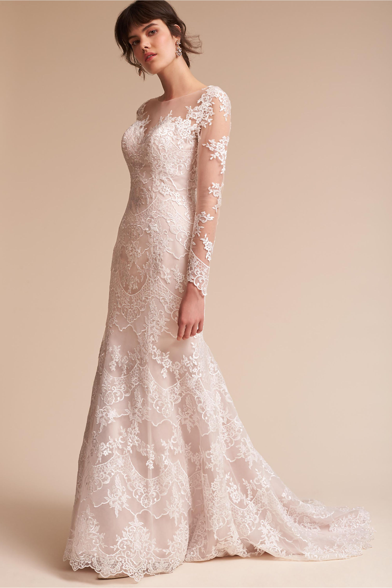 Godfrey Gown Ivory in Sale | BHLDN