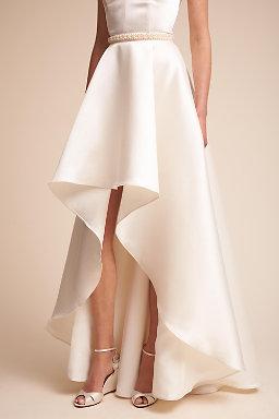 Tulle wedding skirts tulle dresses for bride bhldn zelda skirt zelda skirt junglespirit Images