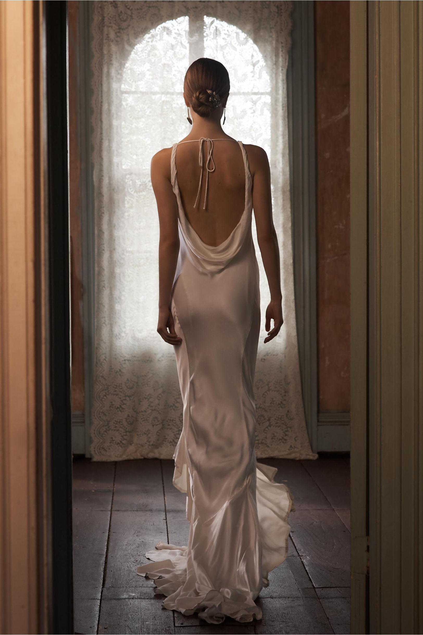 Willow Gown Ivory in Sale | BHLDN