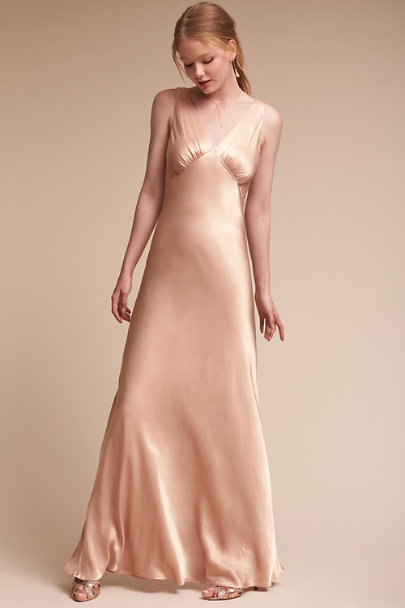 Ghost London Oyster Luster Dress | BHLDN