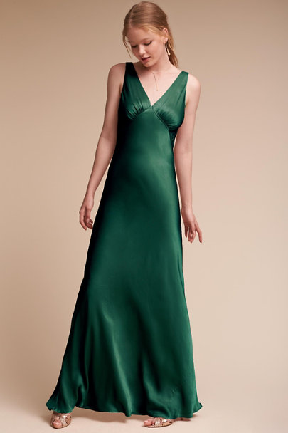 Ghost London Emerald Sea Luster Dress | BHLDN