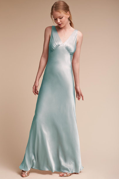 Ghost London Sky Light Luster Dress | BHLDN