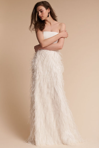 Watters Ivory Whim Gown | BHLDN