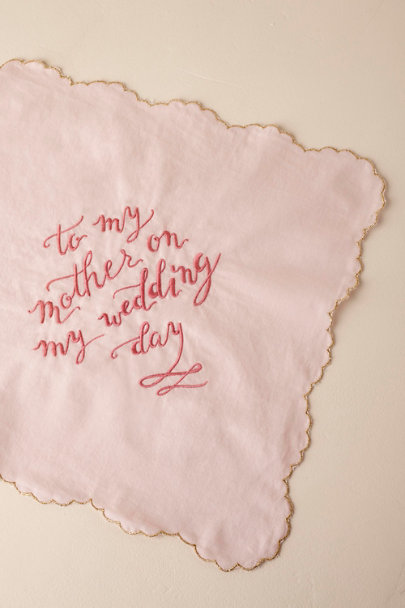 Mother Wedding Day Handkerchiefs | BHLDN