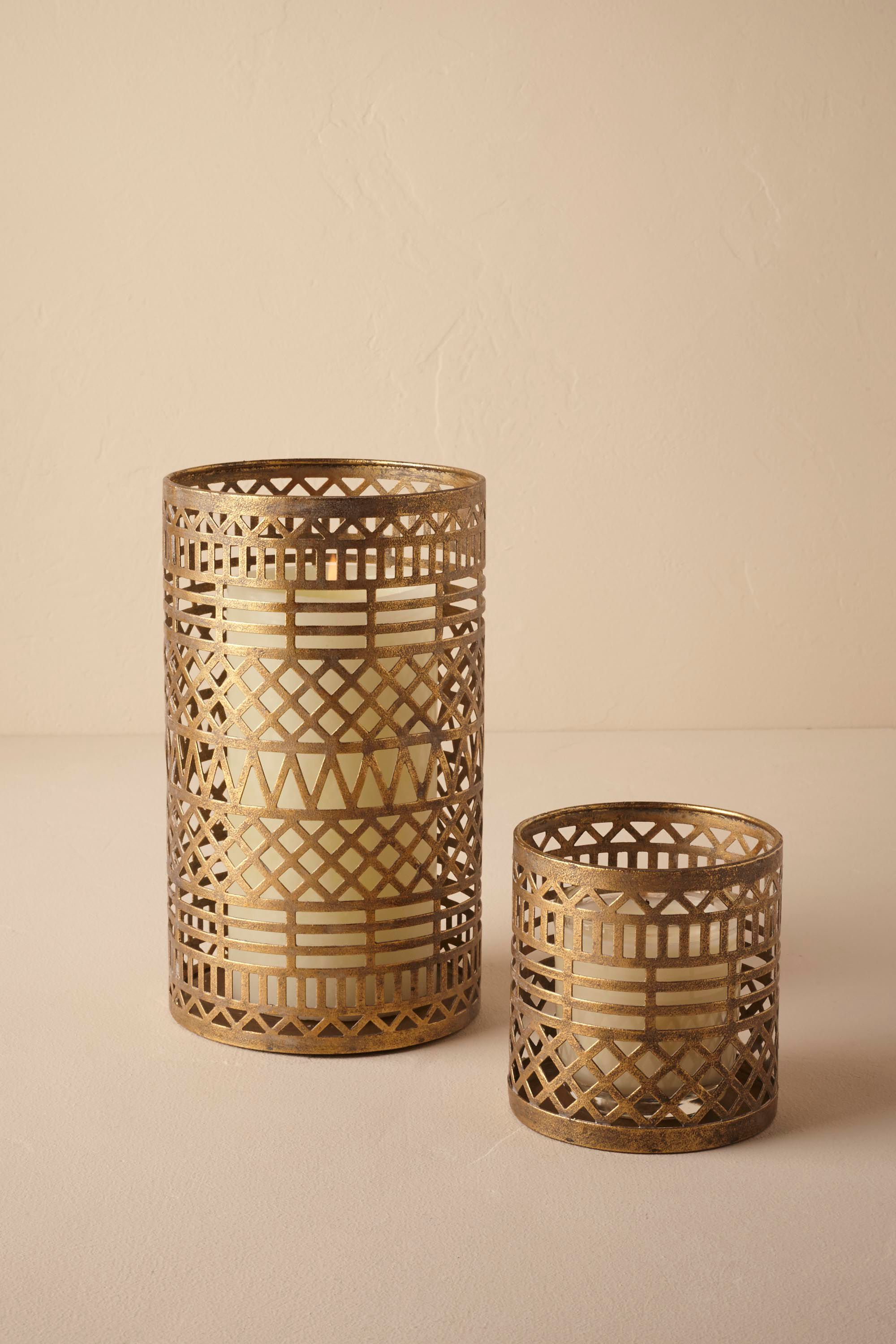 Cusco Hurricane Lamps