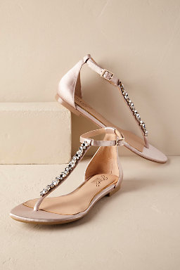 Flat wedding shoes bridal flats bhldn malena flats 22500 carrol sandals junglespirit Image collections
