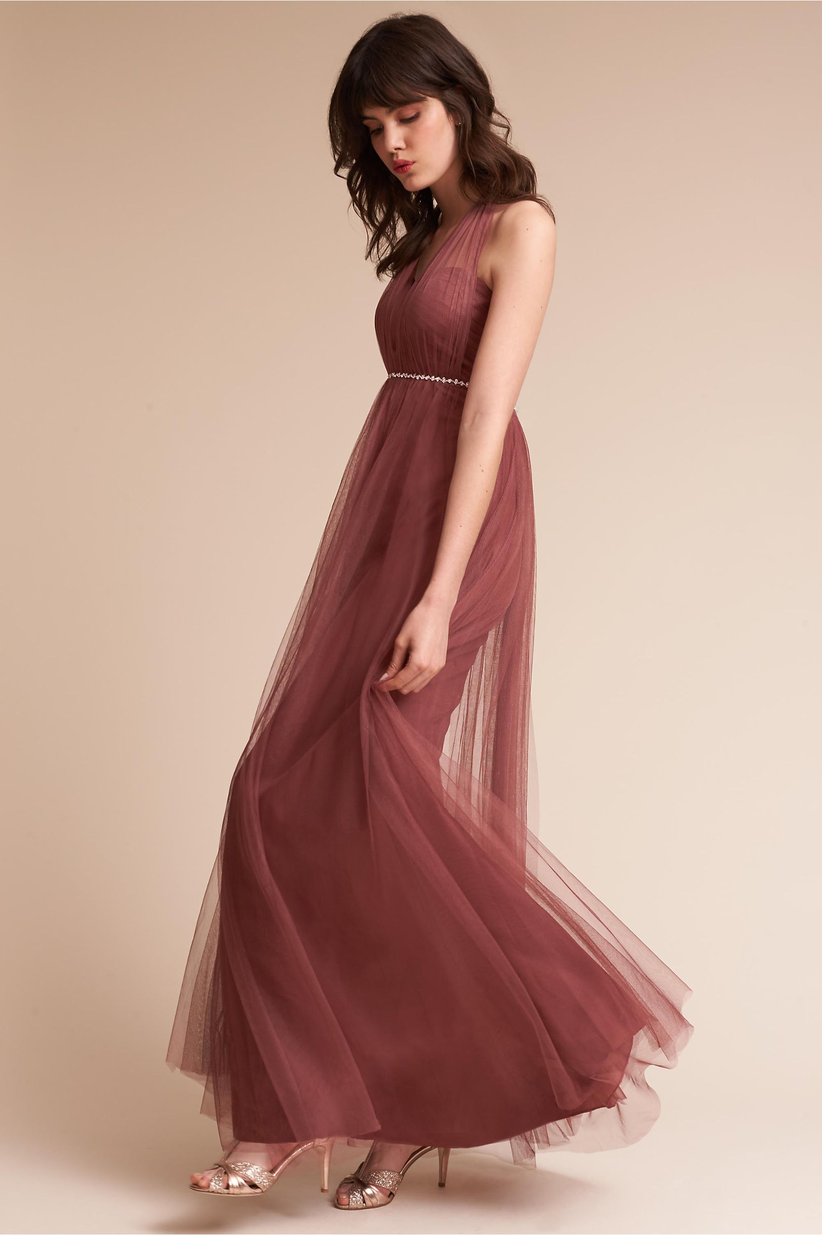 Annabelle dress in sale bhldn jenny yoo cinnamon rose annabelle dress bhldn ombrellifo Images