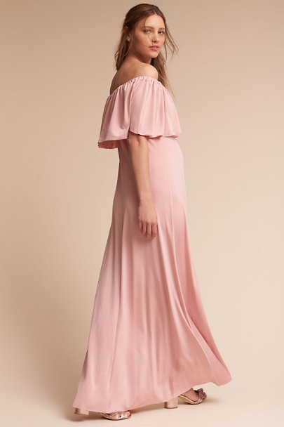 twobirds Blush Maya Dress | BHLDN