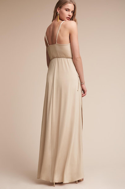 twobirds Oyster Lily Dress | BHLDN